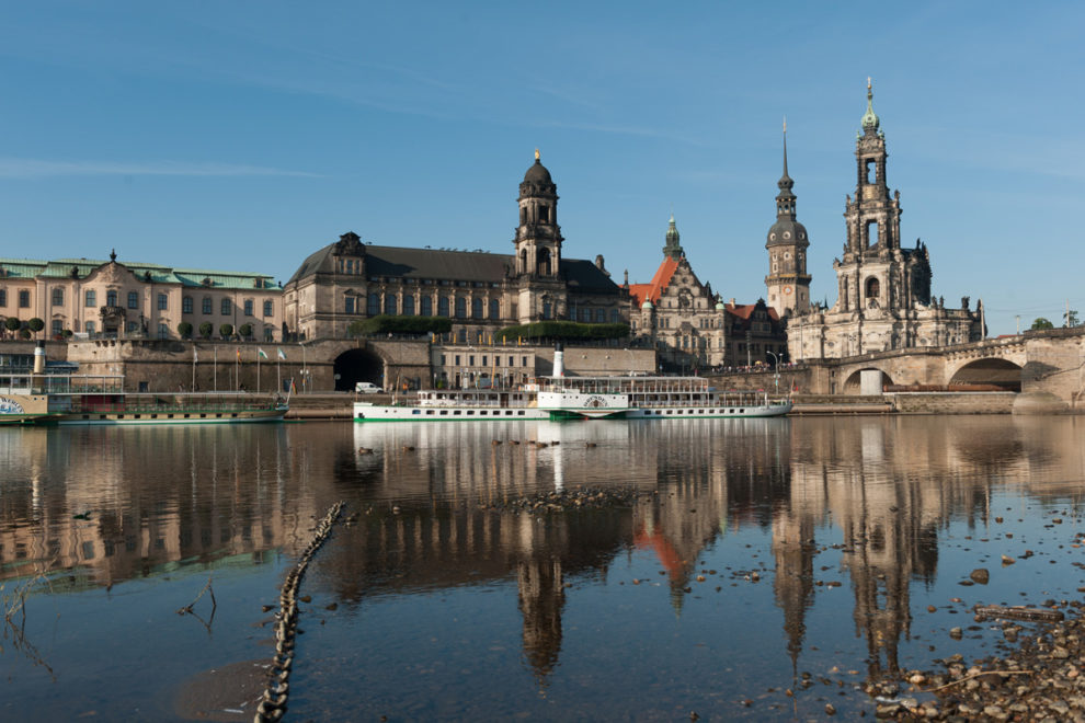Dresden: Terrassenufer