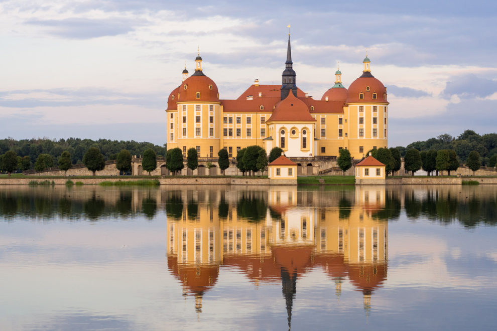 Jagdschloss Moritzburg