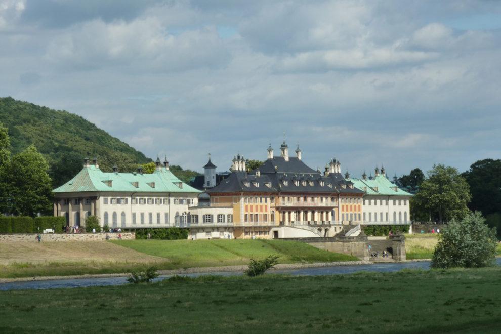 Sächsische Schweiz: Pillnitz Wasserpalais