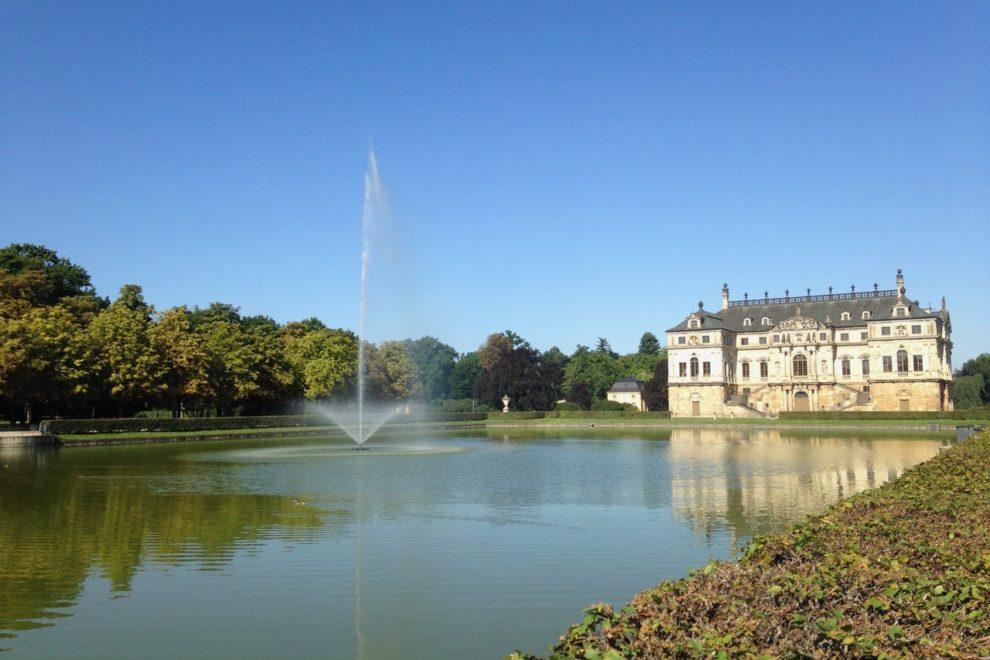 Palais im Großen Garten Dresden