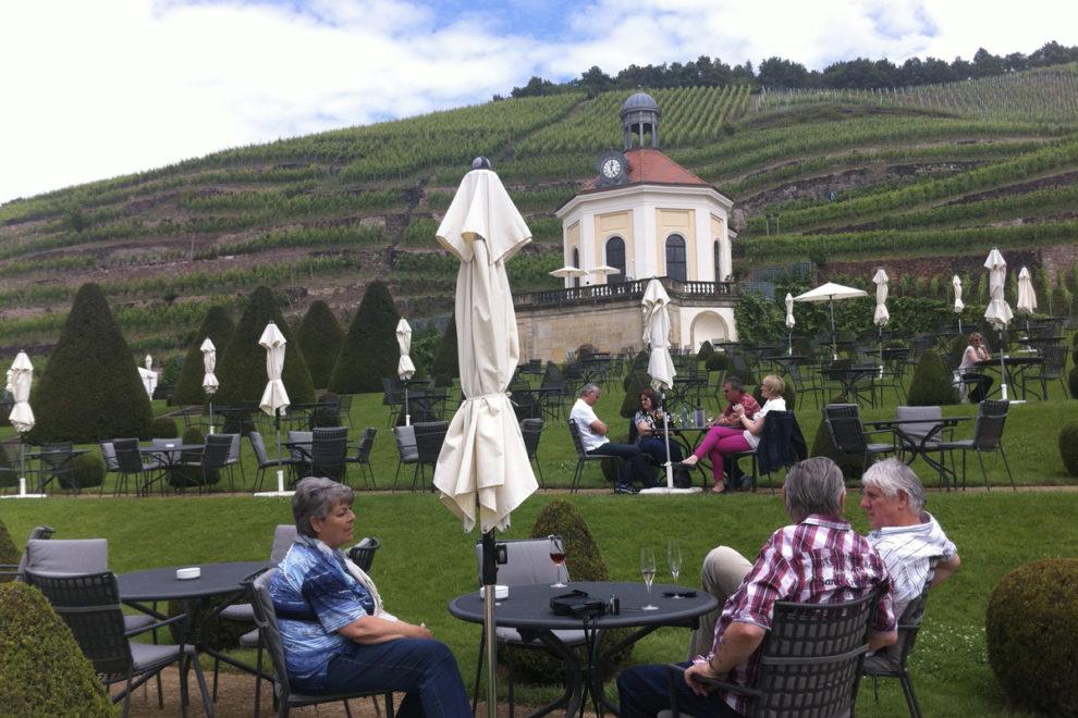 Radebeul: Schloss Wackerbarth